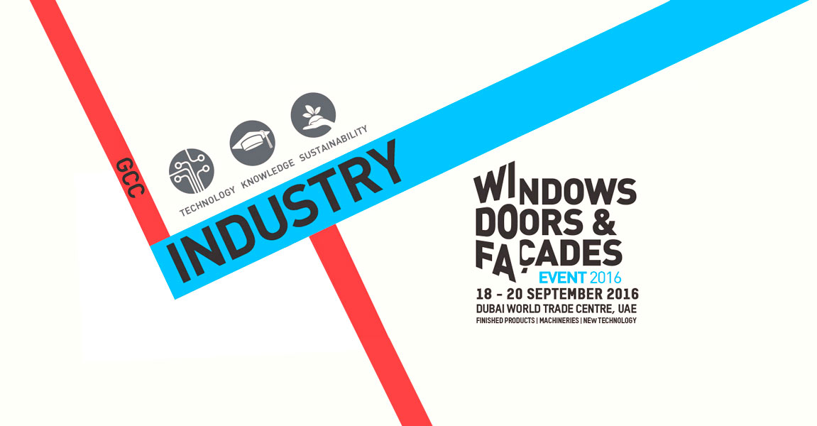 WINDOWS DOORS & FACADES EVENT 2016