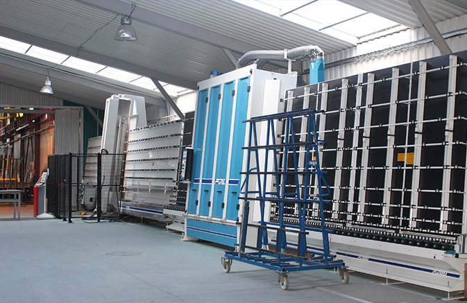 Forel Automatic processing line (Italy)