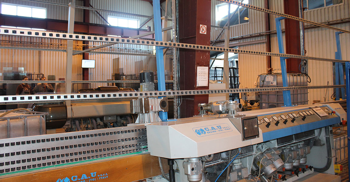 Facet BV-07 machine (C.A.U., Italy)